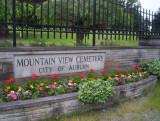 Mountain View Cemetery Auburn WA