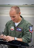 Major Henry Schadow Schantz F-22 Demo