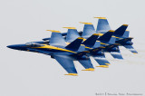 Friday Practice for the Blue Angels