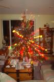 Xmas tree time exposure fun!!