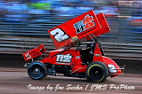Lernerville Speedway WoO Sprints Silver Cup 07/19/11