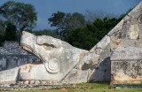 La tête du serpent , Chichen Itza