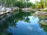 Un cenote invitant