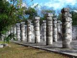 rangée des milles colonnes