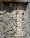 Guerrier maya