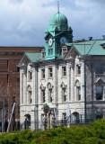 façade des douanes