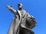 Matelot de la marine marchande, Raoul Hunter sculpteur