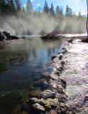 le barrage de pierre