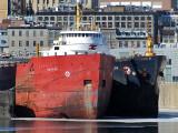 le Halifax au port de Montréal