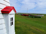 les barques de Sainte-Anne-des-Monts