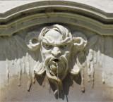 fontaine au faune