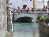 Le pont des touristes