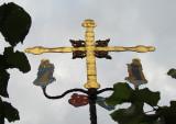 croix d'or