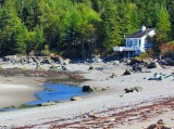 chalet de plage,  Métis sur mer