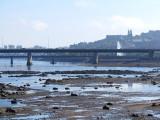 Chicoutimi et les ponts sur le Saguenay