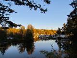 début d'automne à Shipshaw