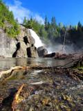 rivière et chute Neigette