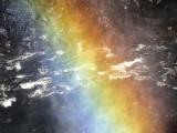 Prisme ou l'arc-en-ciel décomposé