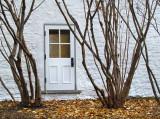 la petite porte blanche