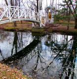 le pont vers la vierge