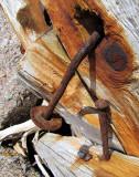 le vieux quai rouillé
