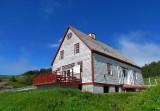 maison accueil sur l'ile Bonaventure