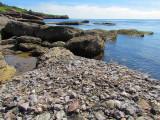 plage de béton naturel