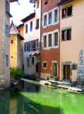 Canal ruelle