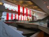 Hall d'entrée, Musée de la civilisation