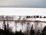 Le Saint-Laurent à Rivière-du-loup