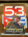 Aniversario del triunfo de la Revolucion