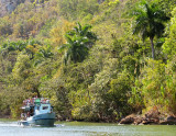 Croisière sur le rio Canimar