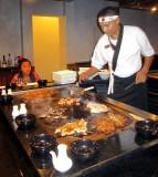 le restaurant japonais. un délice