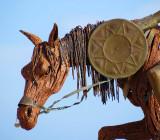 Rossinante, le cheval de Don Quichotte