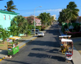 rue secondaire, Varadero