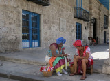 femmes de couleurs