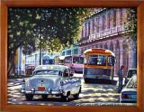 Peinture sur La Havane