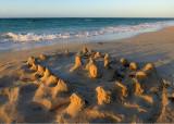 Carcassone de sable