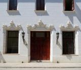 La  façade blanche