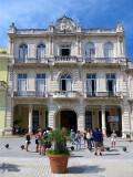 immeuble sur la vieille place
