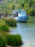 petit bateau de croisière