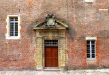 porte du château, Albi