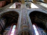 colonne de la cathédrale