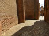 couloir de briques