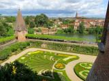 les jardins du palais