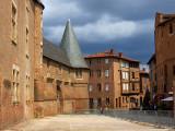 Palais de la Berbie coté vieille ville