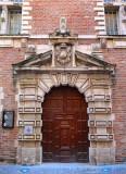 porte de l'hotel Reynès