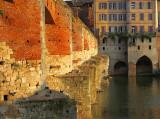 au raz du Pont Vieux