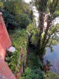 bord du Tarn au pied du Pont Neuf
