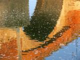 reflet du vieux pont